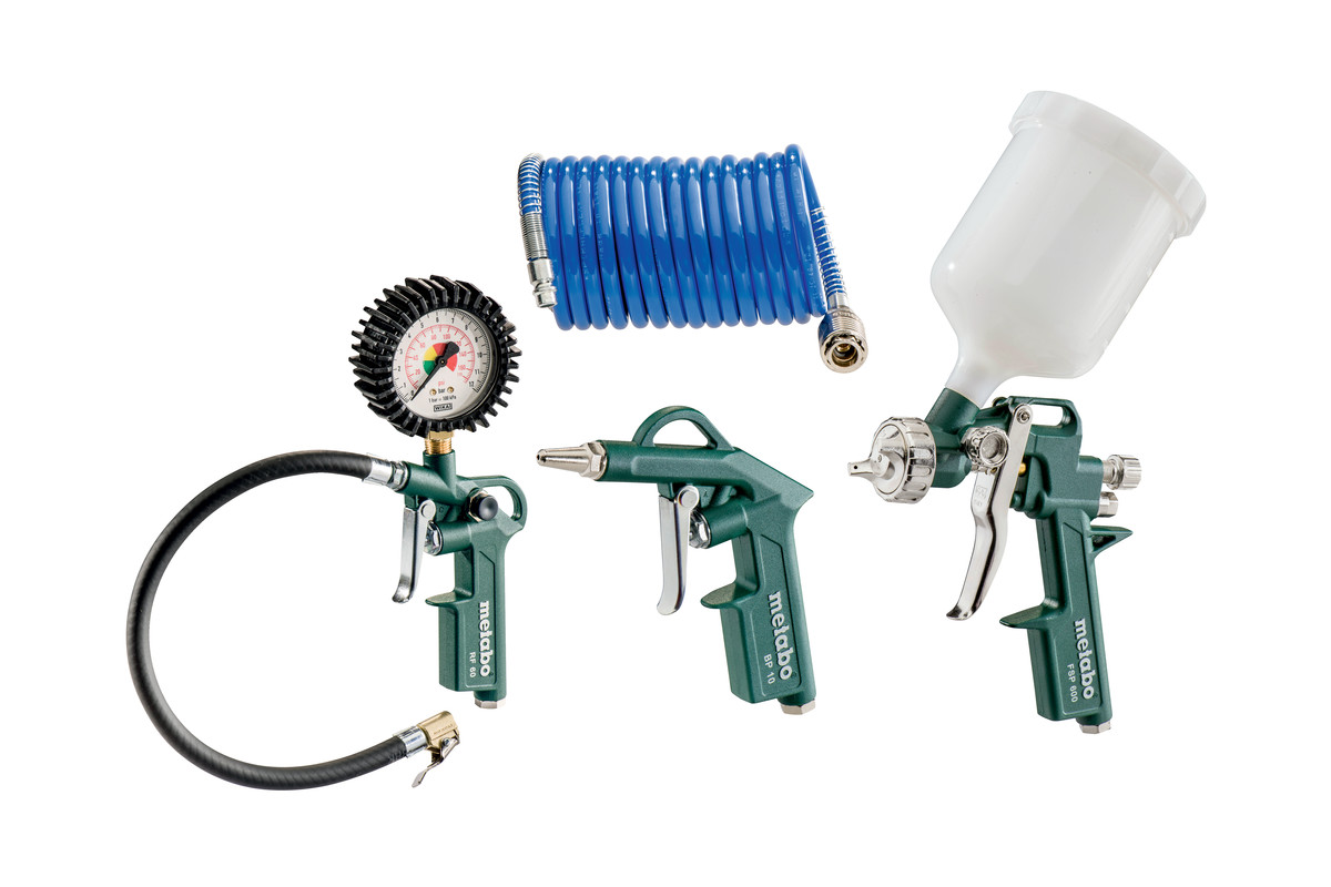 LPZ 4 Set (601585000) Trykluftværktøjssæt