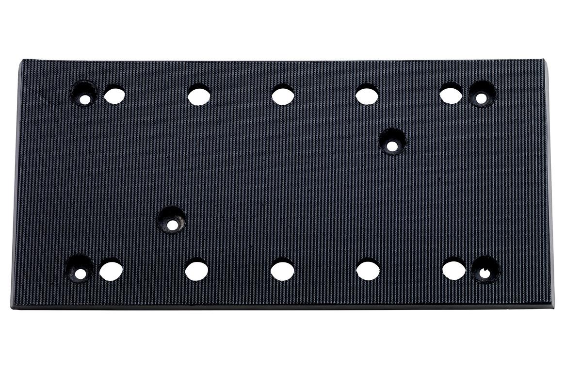 Slibeplade med burrelås 112x230 mm, til rystepudser (624737000)