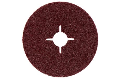 Fiberskive 125 mm P 40, NK (624219000)