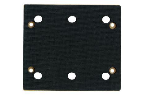 Slibeplade med burrefastgørelse, 114x112 mm, FSR 200 Intec (625657000)