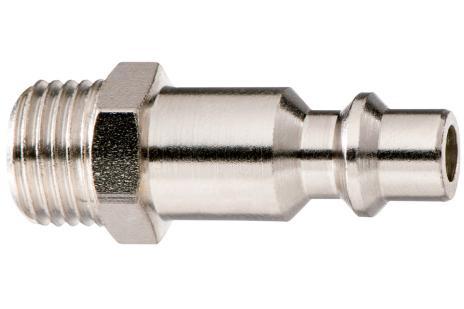 """Gevindstiknippel ISO 1/4"""" UG (628747000)"""