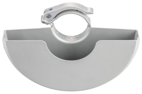Beskyttelsesskærm til skæring 180 mm, halvt lukket, W../22/24/26-180 (630356000)