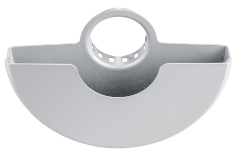 Beskyttelsesskærm 180 mm til skæring, halvt lukket (630370000)