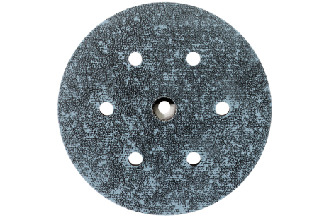 Bagskive 150 mm, hullet, middelhård, selvkl. (631169000)