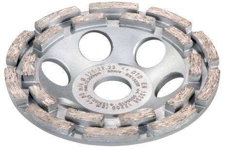 "Diamantkopskive beton ""classic"" Ø 125 mm (628209000)"
