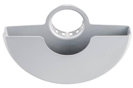 Beskyttelsesskærm 230 mm til skæring, halvt lukket (630371000)