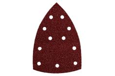 10 slibeark med burrelås 100x150 mm, sortiment, træ, MS (625610000)