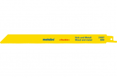 5 bajonetsavklinger, T+M, flexible, 225x 0,9 mm (631495000)