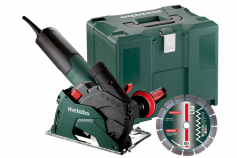 W 12-125 HD Set CED (600408500) Vinkelsliber