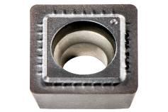 10 HM-vendeplatter i rustfrit stål (623565000)