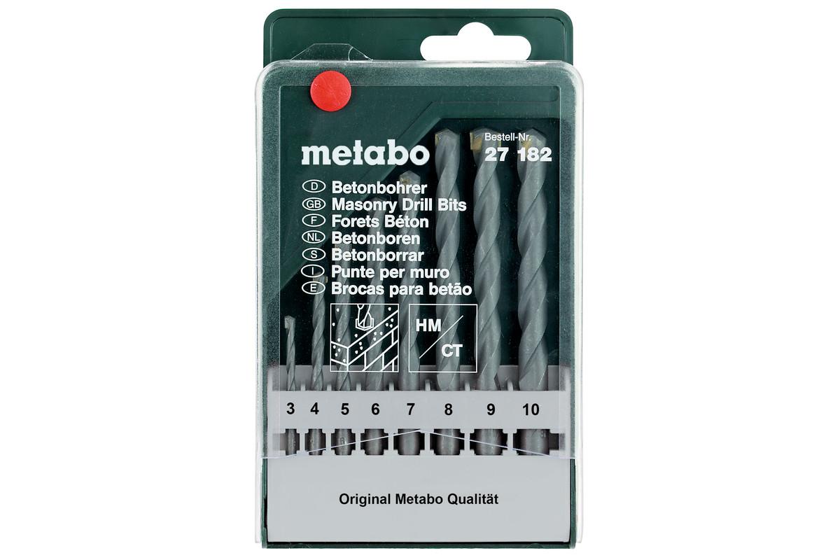 Betoonipuuride kassett classic, 8-osaline (627182000)
