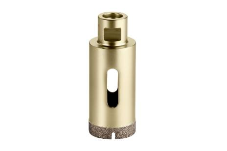 Plaatide teemantpuurkroon Dry, 32 mm, M 14 (628308000)