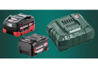 Accesorios máquinas de batería