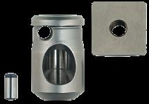 Accesorios cizallas para cortes curvilíneos y punzonadoras
