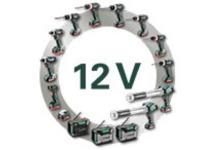 Clase de 12 voltios