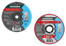 Discos de desbastar para acero Inox/acero