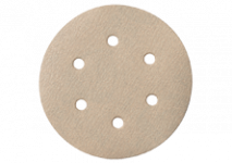 Hojas de lijar adhesivas Ø 150 mm, 6 perforaciones