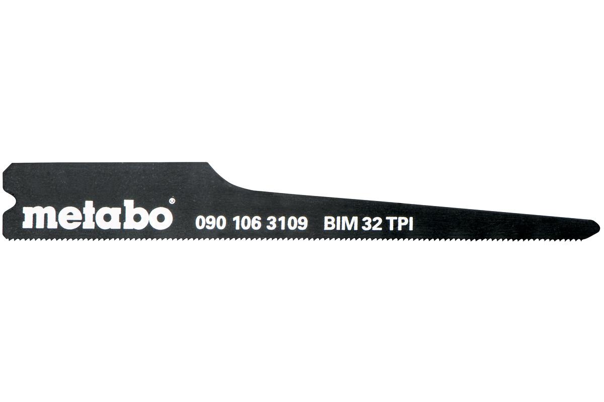 Hojas de sierra con 32 dientes (10 unidades) (0901063109)