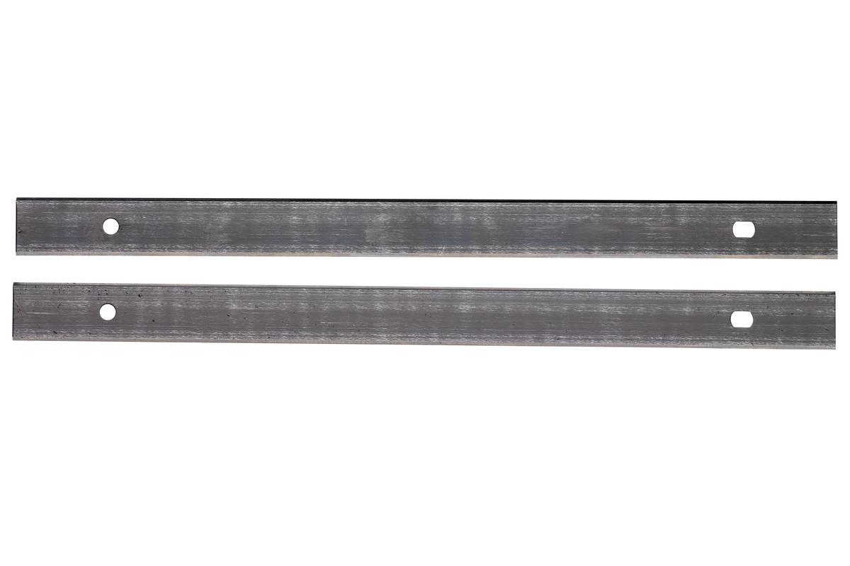 2 cuchillas de cepillo reversibles desechables, HC 260 C/E/M (0911030713)