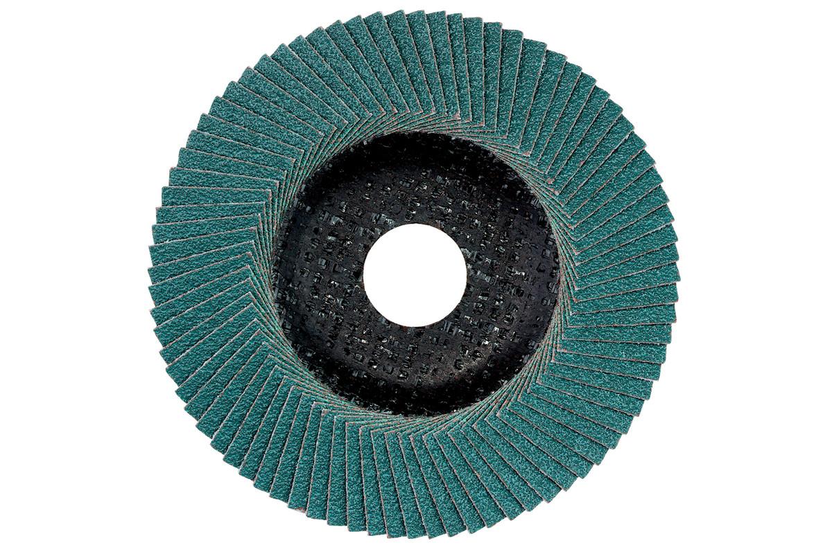 Disco abrasivo de láminas 125 mm P 80, N-CZr (623197000)