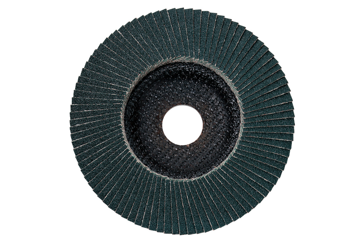Disco abrasivo de láminas 125 mm P 40, F-ZK, F (624475000)