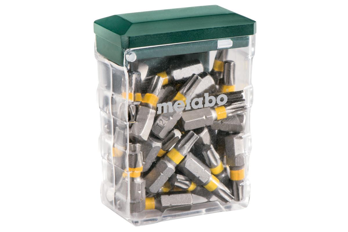 """Caja de puntas TX 20, """"SP"""", 25 pzs. (626712000)"""