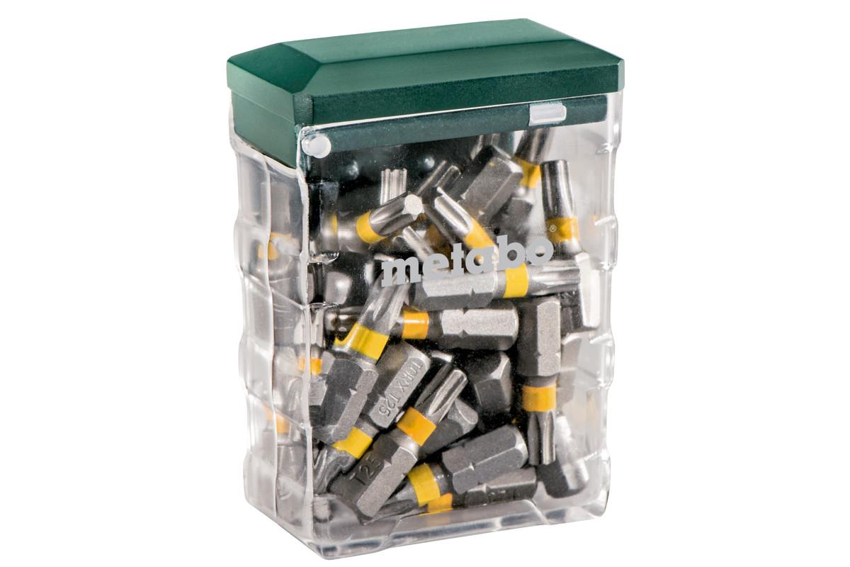 """Caja de puntas TX 25, """"SP"""", 25 piezas (626713000)"""