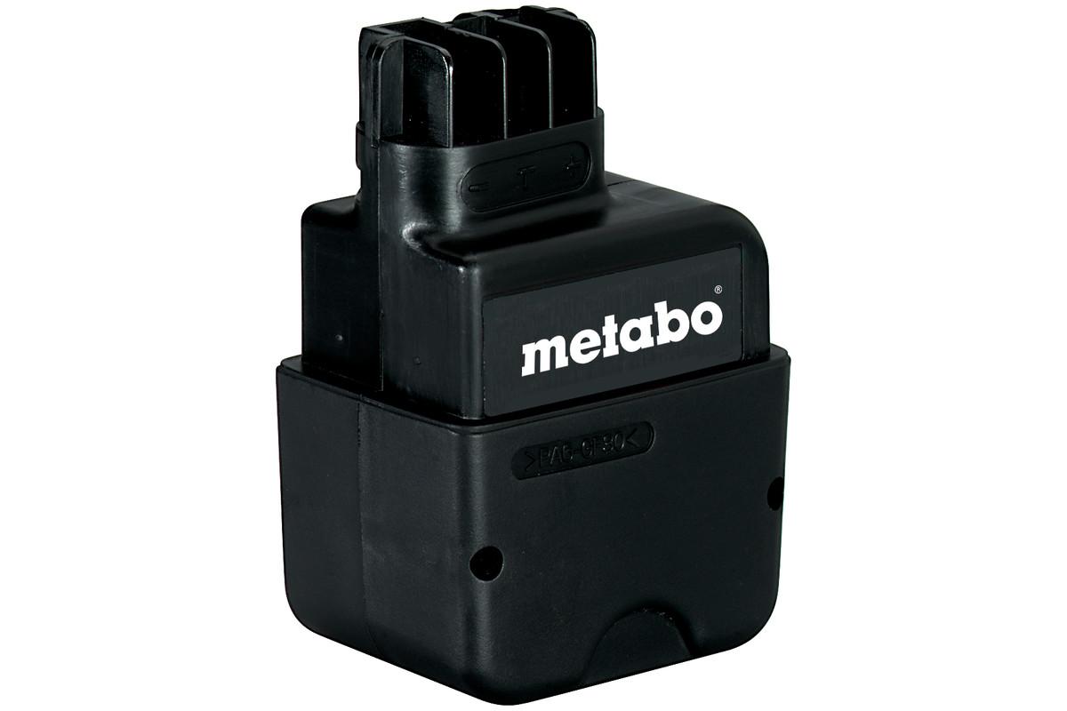 Batería 7,2 V, 1,4 Ah, NiCd (630069000)
