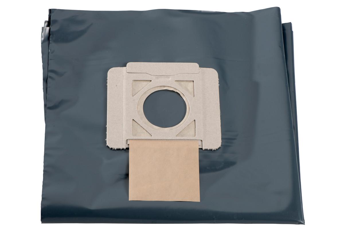 5 bolsas de eliminación PE -25-30, SA 25 L PC/ Inox (630298000)
