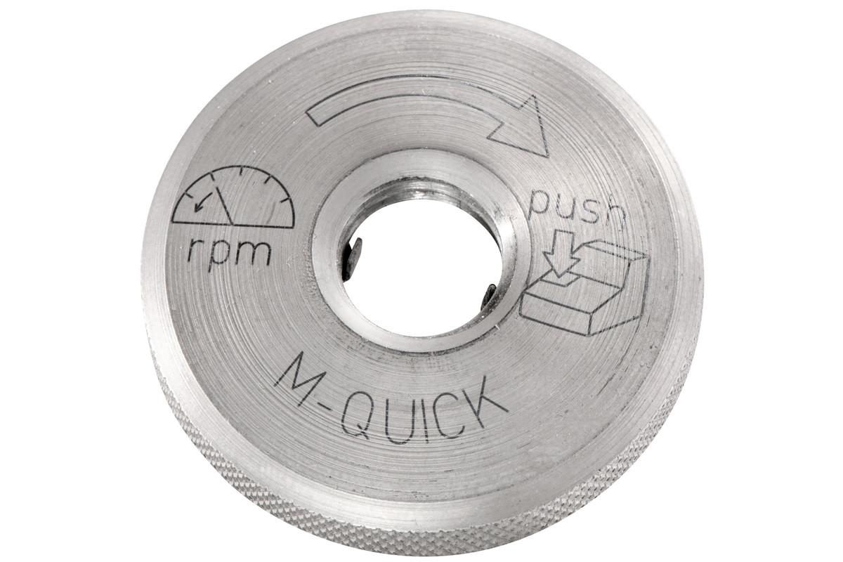 Tuerca de sujeción Quick M 14/ EWS de Metabo (630802000)