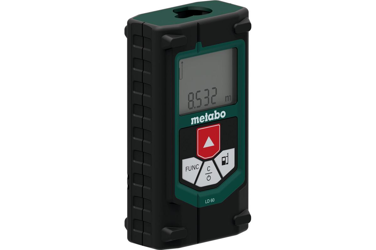 Ld 60 606163000 medidor de distancia l ser metabo for Medidor de distancia laser