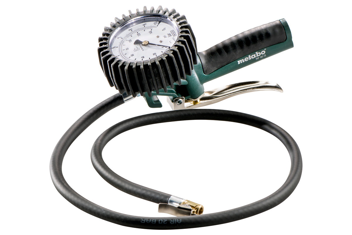 RF 80 G (602235000) Inflador/medidor de la presión de neumáticos de aire comprimido