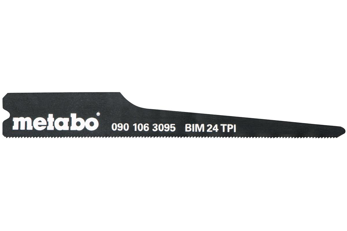 Hojas de sierra con 24 dientes (10 unidades) (0901063095)
