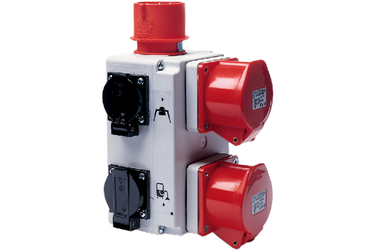 Mecanismo de conexión automática ALV 10 (0913014634)