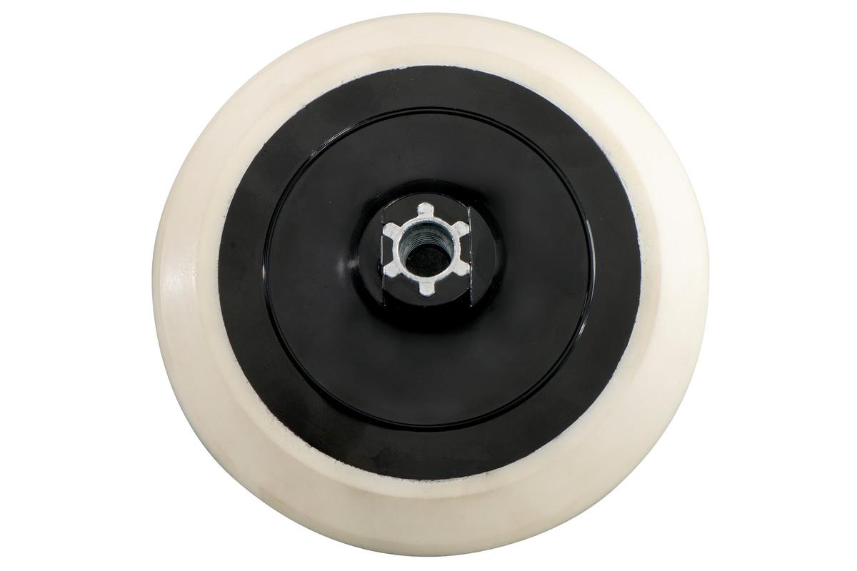 Plato de apoyo con enganche con tejido autoadherente 147 mm M 14 (623288000)