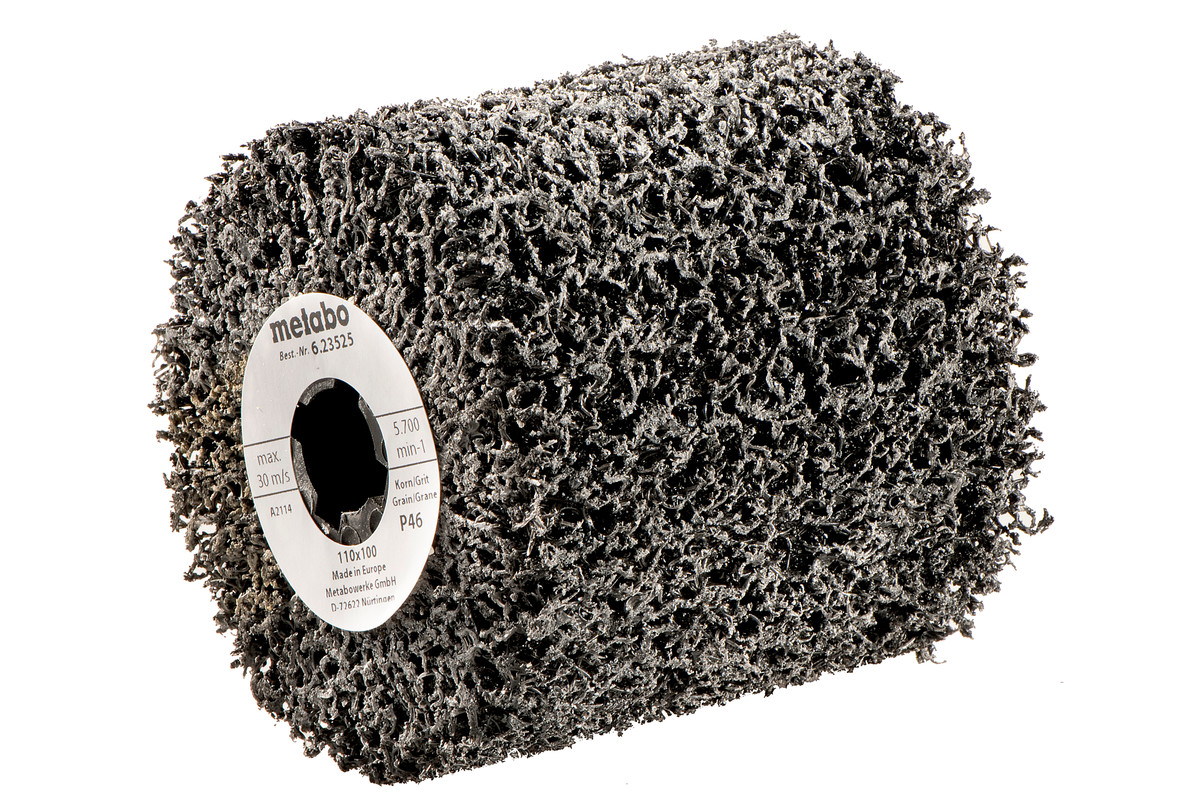 Rueda abrasiva de vellón duro 110x100 mm, P 46 (623525000)