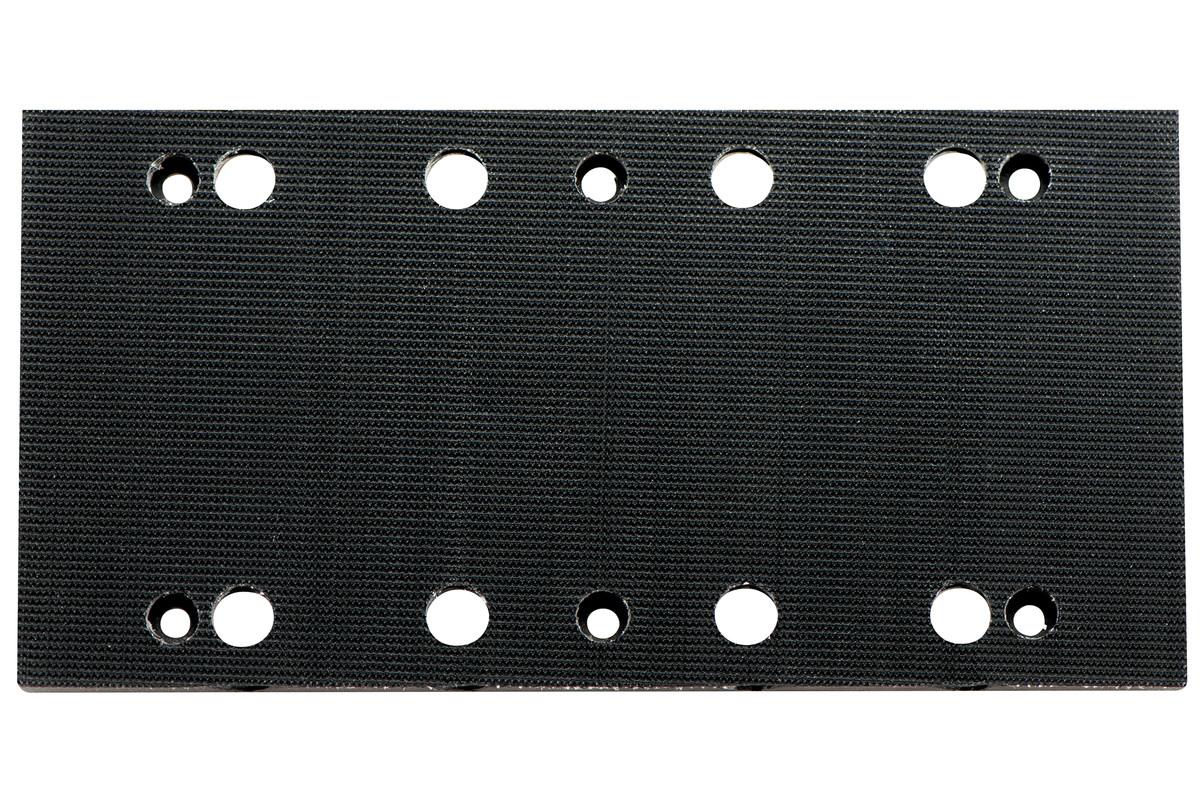 Placa de lijar con enganche de tejido autoadherente 92x184 mm,SR (624729000)