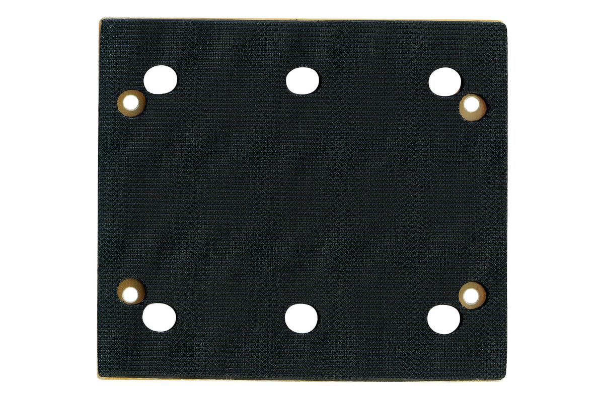Placa de lijar con enganche de tejido autoadherente aprox.114x112 mm, para FSR 200 Intec (625657000)