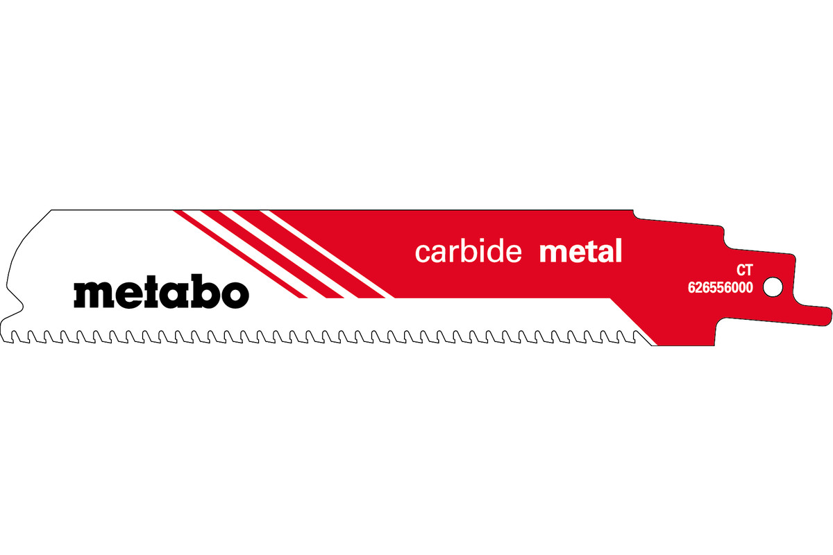 "Hoja para sierras de sable ""carbide metal"" 150 x 1,25 mm (626556000)"