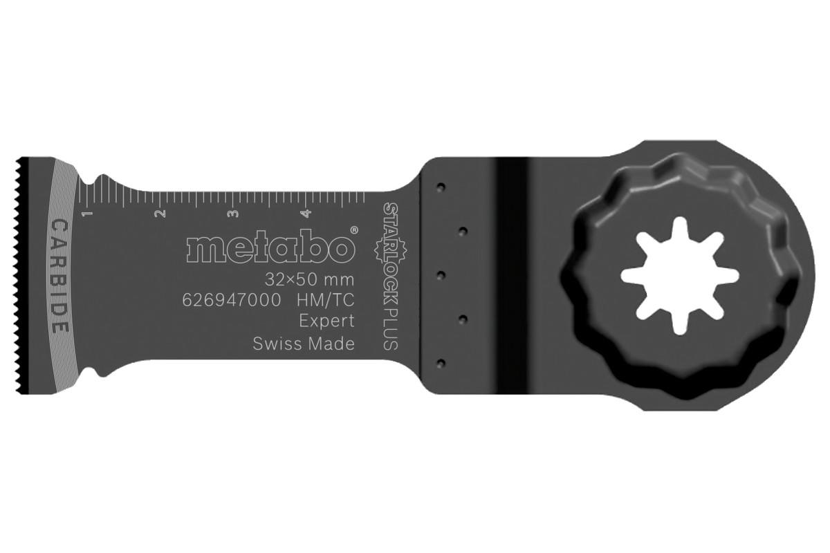 """Hoja de sierra de precisión """"Starlock Plus"""", Expert, carburo, 32 x 50 mm (626947000)"""