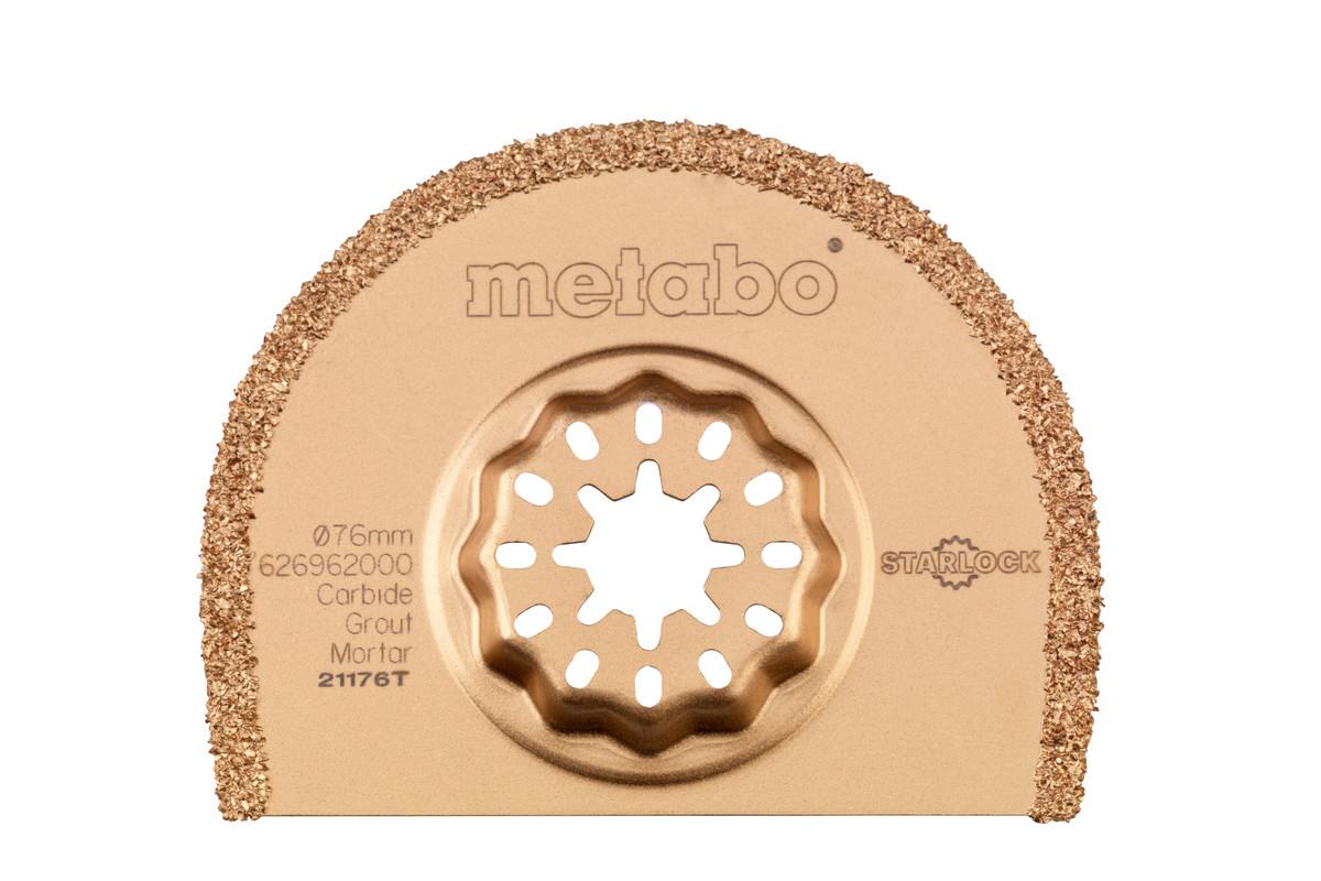 Hoja de sierra de segmento, ranuras/emplaste, MD, 85 mm (626962000)