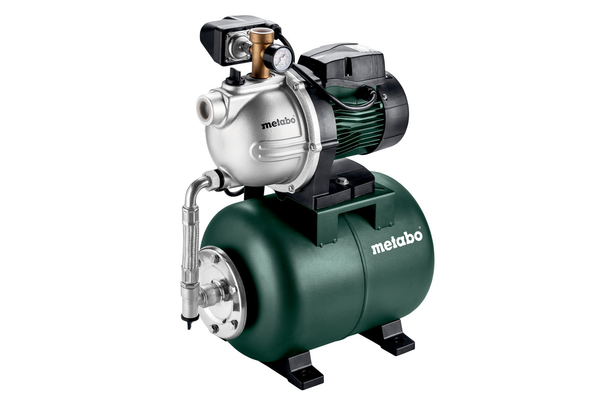 HWW 3500/25 G (600981000) Instalación de agua doméstica