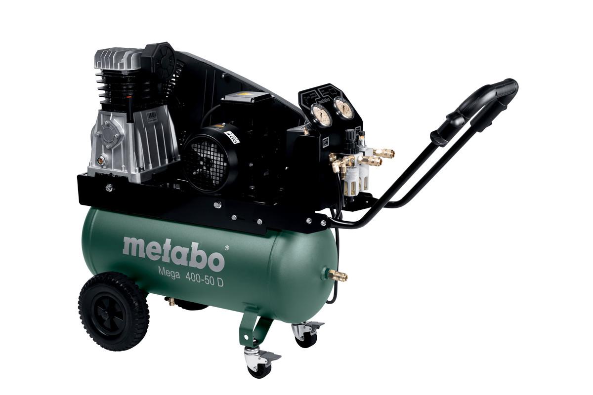 Mega 400-50 D (601537000) Compresor Mega