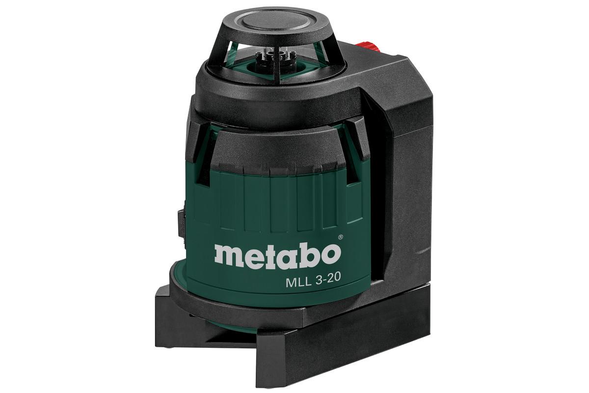 MLL 3-20 (606167000) Láser multilíneas 360º