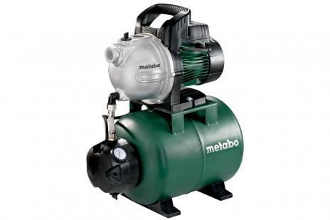 HWW 4000/25 G (600971000) Instalación de agua doméstica
