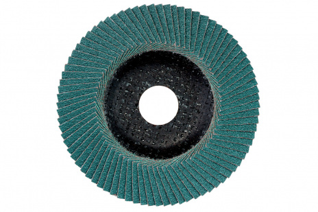 Disco abrasivo de láminas 115 mm P 80, N-CZr (623177000)
