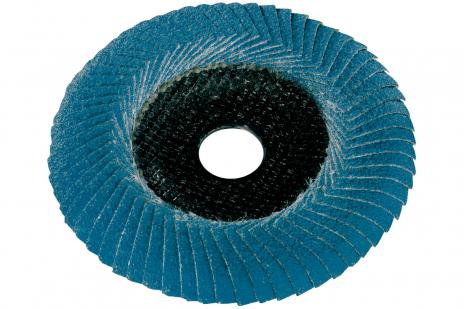 Disco abrasivo de láminas 125 mm P 40 F-ZK, Con (626462000)
