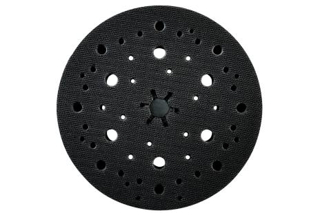 """Plato abrasivo 150 mm, medio, """"multi-hole"""", SXE 150 BL (630259000)"""