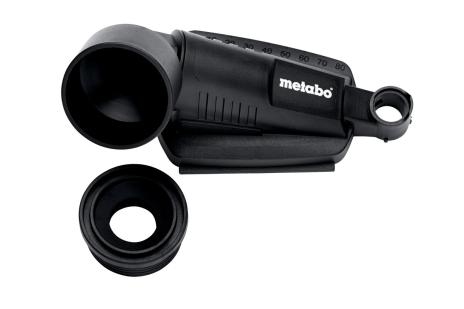 Adaptador para aspiración de polvo DDE 14 (630829000)