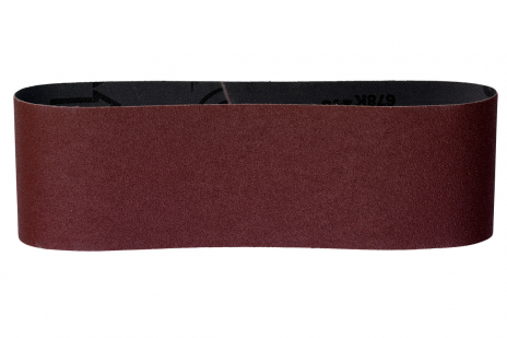 3 cintas abrasivas 75x533 mm, P 80, mad+met (631003000)